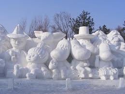 kids snow sculture444
