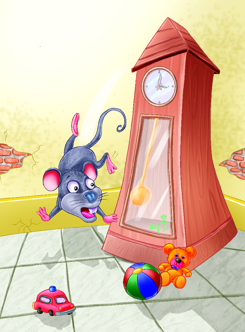 HIckory Dickory Dock | allaboutmanners